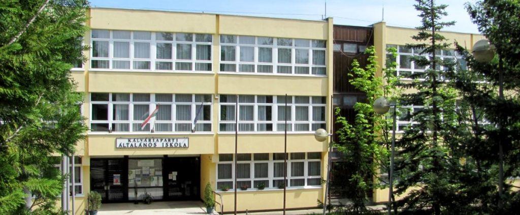 Gyöngyösi Kálváriaparti Sport- és Általános Iskola