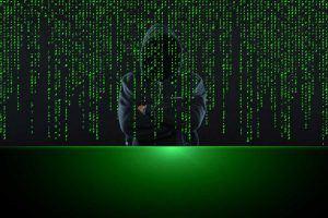 Hacker illusztráció