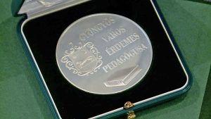 A Gyöngyös Város Érdemes Pedagógusa kitüntetés
