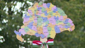A nagy Magyarország térképe
